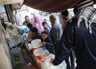 أزمة مياه الشرب تضرب أحياء «الجيزة».. والمحافظة: المشكلة ستستمر حتى توسعة المحطات