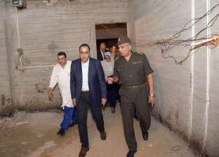 """""""تنفيذي بورسعيد"""" يبحث إنهاء المشروعات التنموية قبل افتتاحها في ديسمبر"""