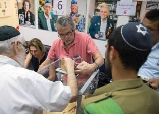 بالصور| فرنسيون إسرائيليون يدلون بأصوتهم في القنصلية الفرنسية