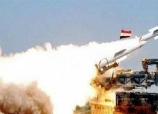 أول فيديو لتصدي الدفاعات الجوية السورية لصواريخ تستهدف اللاذقية