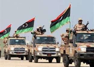 عاجل.. استسلام 11 مسلحا من ميليشيات طرابلس للجيش الوطني الليبي