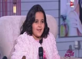"""أشرقت: """"كنت هختار كاظم الساهر وفضلت تامر حسني عشان ابن بلدي"""""""