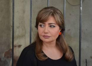 ليلى علوي ولميس الحديدي تقدمان واجب العزاء لسحر نصر في وفاة والدها