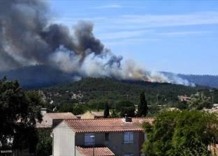 إخماد معظم بؤر الحرائق في جنوب شرق فرنسا