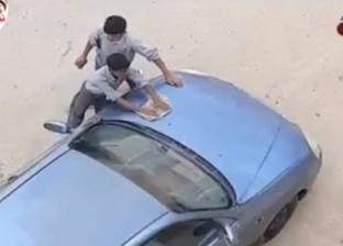 """تفاصيل غسل طالبين لسيارة مدرس خلال اليوم الدراسي: """"ليست المرة الأولى"""""""