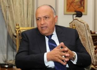 عاجل| سامح شكري يبحث مع نظيرته الهندية القضايا الإقليمية والدولية