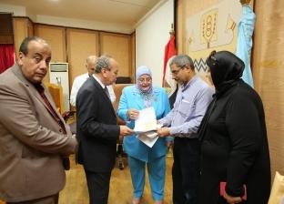 محافظ كفر الشيخ يبحث ضوابط تحويل الطلاب لبيلا وزيادة ارتفاعات المدارس