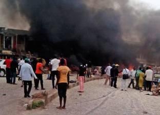 مقتل 31 شخصا في تفجيرات انتحارية في شمال شرق نيجيريا