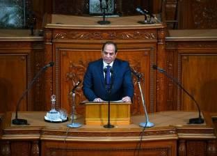 """""""حماة الوطن"""": استقبال المصريين للرئيس في سول رسالة حب أمام العالم"""