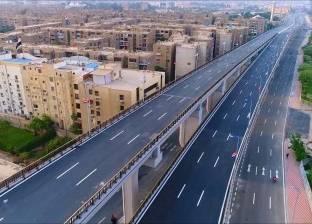 بالفيديو والصور| كيف سيخفف المشروع القومي للطرق من زحام العاصمة؟