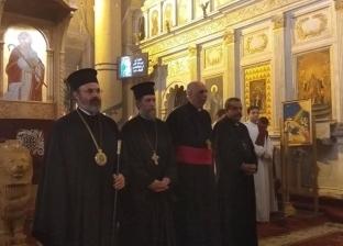 """قيادات 3 طوائف مسيحية يحضرون قداس الميلاد بـ""""مرقسية الإسكندرية"""""""