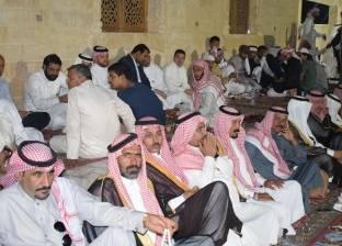 """""""حويطات"""" مصر والبحرين والسعودية والأردن يهنئون السيسي بثورة 23 يوليو"""