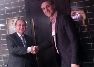 """وزير التجارة والصناعة يدعو""""فيليبس"""" لتوسيع استثماراتها في السوق المصري"""