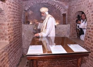 الفاتيكان ينفي إلغاء رحلة العائلة المقدسة.. وجاد: ستُدرج في أكتوبر