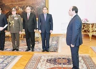 """الجريدة الرسمية تنشر قرار السيسي بتعيين """"كامل الوزير"""" وزيرا للنقل"""
