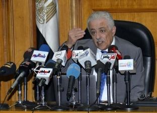وزير التربية والتعليم يهنئ الشعب المصري بمناسبة شهر رمضان الكريم