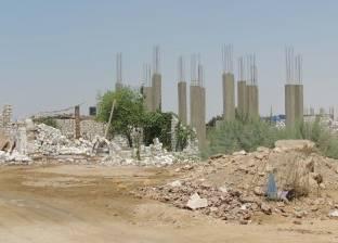 أمن الجيزة: استعادة 92 ألف فدان خلال حملات الإزالة