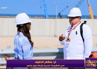 مدير المشروعات البحرية بشركة بترول: حفر 10 آبار غاز جديدة خلال 2019