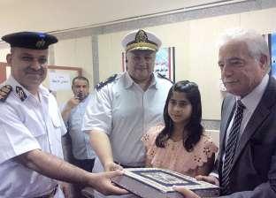 """محافظ جنوب سيناء يفتتح مركز """"الأحوال المدنية"""" بمدينة الطور"""