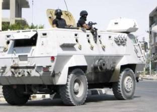 مقتل إرهابيين وإصابة مجند إثر اشتباكات مع مسلحين في جنوب رفح