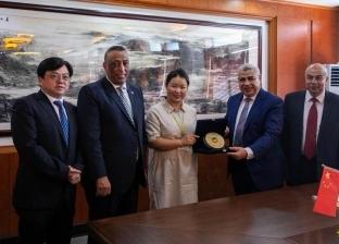 """جامعة طنطا تدرس إنشاء فرع لمعهد كونفوشيوس مع رئيس """"جواندونج"""" الصينية"""