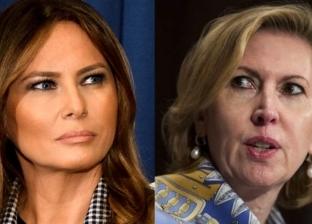 """هل هي الغيرة؟.. الكشف عن سبب الخلاف بين """"ميلانيا ترامب"""" و""""ريكارديل"""""""