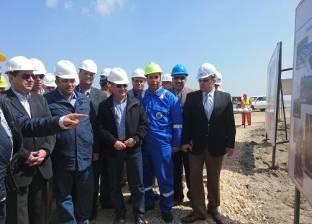 """""""الملا"""": مستمرون في تنمية القدرات البشرية لتنفيذ المشروعات البترولية داخليًا وخارجيًا"""