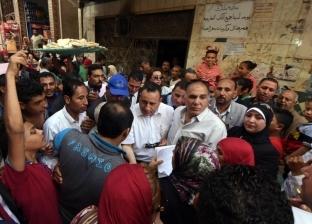 محافظ الإسكندرية يأمر برفع مخلفات إزالة البناء وتكثيف حملات النظافة