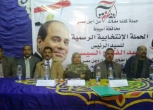 الحملات المؤيدة لـ«السيسى» تواصل فعالياتها لحثّ المواطنين على التصويت