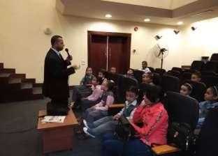 الممارسة الإعلامية للطلاب في لقاء مركز أحمد بهاء الدين الثقافي بأسيوط