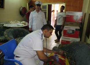 قطاع حقوق الإنسان ينظم قوافل طبية مع وزارة التضامن