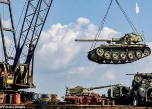 الصين تطالب أمريكا بإلغاء صفقة أسلحة لتايوان فورا