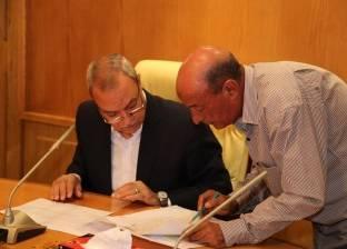 محافظة قنا: رفع درجة الاستعدادفي المديريات لاستقبال العيد