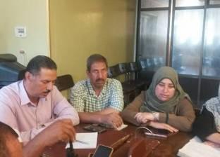 """نائب """"سيدي سالم"""" يشدد على متابعة مواقف سيارات القرى وإزالة التعديات"""
