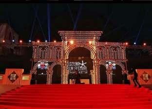 محمد رمضان يغني بإشارة إلهية.. تصريحات الفنانين بافتتاح مهرجان الجونة