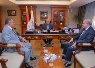 """كامل الوزير بعد تعيين رئيس """"الموانيء"""": ميناء 6 أكتوبر العام المقبل"""