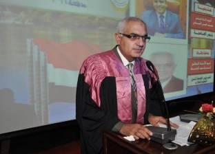 جامعة المنصورة: تحويل 10% من المقررات الدراسية إلى مقررات إلكترونية