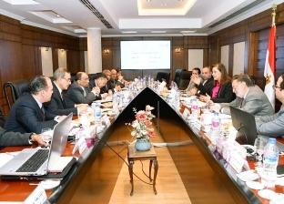 وزيرة التخطيط تبحث مع محمود شعراوي خطط التنمية المحلية بالمحافظات