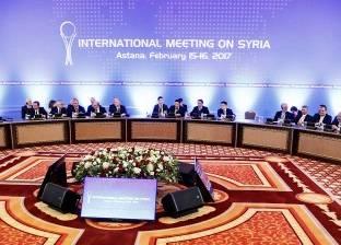 عاجل| المعارضة السورية المسلحة تطالب تأجيل اجتماع أستانة لبعد 20 مارس