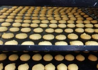 بسبب كورونا.. مصنع تغذية مدرسية يغير نشاطه وينتج مخبوزات لأول مرة بطنطا
