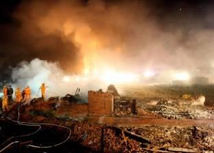 عشرات القتلى والجرحى بانفجار مصنع أسلحة تابع للحوثيين