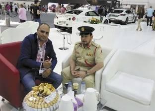 مدير «شرطة سياحة دبى» لـ«االوطن»: نمتلك 19 سيارة من أحدث الطرازات فى العالم