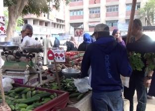 أسعار الخضراوات في سوق الجمعة بالإسماعيلية: ارتفاع طفيف في البطاطس