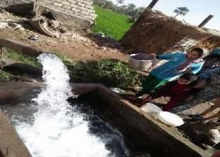 أهالى 13 قرية بالمنيا يعانون «العطش» لـ3 شهور بسبب تعطل «محول الكهرباء»
