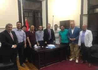 لجنة الرصد الإعلامي توصي بتوقيع بروتوكلات تعاون مع الهيئات الرياضية
