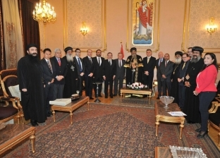 """بعد 30 يونيو.. """"الكنيسة القبطية"""" تصحح الصورة فى الغرب وتبشر بمستقبل مصر"""