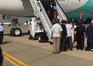 مطار القاهرة يستقبل أكبر طائرة بالعالم على متنها 474 مشجعا من مدغشقر