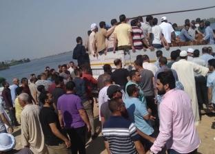 أهالي ببا يشيعون جثامين 3 حجاج أثناء سفرهم من مطار القاهرة