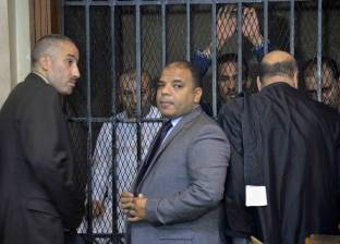"""إيداع محافظ المنوفية السابق قفص الاتهام استعدادا لمحاكمته في """"الرشوة"""""""