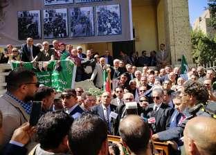 """أبوشقة: """"بيت الأمة"""" يذكرنا بنضال الشعب في ثورة 19"""